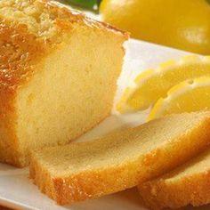 Old Fashioned Lemon Bread