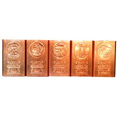 @Overstock - These half-pound 999 pure copper bullion bars in five different 2012 designs make a great for gifts or investment. These copper bullion bars feature five collectible historic designs and include individual protective sleeves.http://www.overstock.com/Sports-Toys/Half-pound-999-Pure-Copper-Bullion-Bars-In-5-Different-Collectible-2012-Designs/6621158/product.html?CID=214117 $32.99