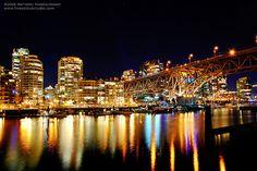 Vancouver, amazing colours