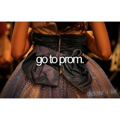 #98. Go to prom(more for me than my husband :)