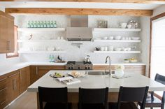 Contemporary Kitchen by Alice Lane Home Collection