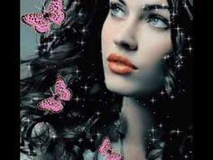 ΑΣΠΡΟ ΤΡΙΑΝΤΑΦΥΛΛΟ ΚΡΑΤΩ- ΑΛΕΚΟΣ ΚΙΤΣΑΚΗΣ Butterfly Pictures, Fantasy Images, My Hair, Goth, Girly, Beautiful, Beauty, Butterflies, Dragonflies