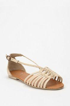 UrbanOutfitters.com > Ecote Thin Braid Huarache Sandal