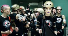 "Copenhagen Roller Derby ""PUMP UP THE JAM"" Oct. 26th 2013 - Rollin Heartbreakers vs. Inglorious Bombshells. #rollerderby © 2013 Peter Troest. All rights reserved."