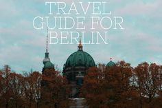 Travel Guide for Berlin Traveling Tips, Travel Guide, Movie Posters, Film Poster, Film Posters, Tour Guide, Poster