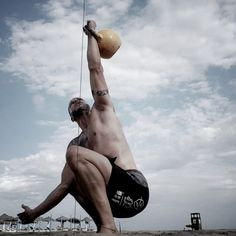 Just spoke to a good buddy of mine who is entering a Gi BJJ comp after gaining some kilos, he asked what he could do with kettlebells to be more prepared for his upcoming match.  I asked what his weaknesses were. He said that last time his triceps completely gassed out. Thats got something …