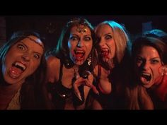 DAY ON A SCREEN: HUNTRESS - SORROW (official video)