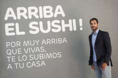 Arriba el Sushi!