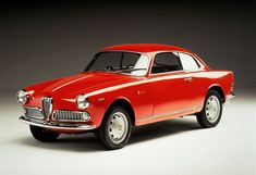 STORMWHEELS: 1954 - 1961 Italia - ALFA ROMEO Giulietta - Carroz...