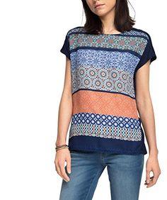 ESPRIT Collection Women's Sleeveless T-Shirt -  Blue - 8 ... https://www.amazon.co.uk/dp/B01COOAYX2/ref=cm_sw_r_pi_dp_FXCyxb78259TD
