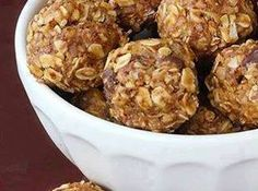 ACE Weight LOSS Pills NO BAKE energy bites Recipe