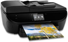 123 hp envy 7640 printer