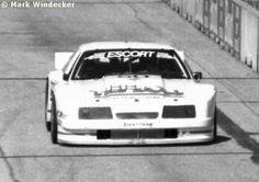 Bruce Nesbitt - Ford Mustang - Teflon - WMMS-FM Trans-Am Weekend Cleveland - 1988 SCCA Escort Trans-Am Championship, round 6 - © Mark Windecker