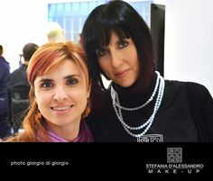 Workshop drag queen make-up by Stefania D'Alessandro - 11 novembre 2013 ROMA Photo Giorgia Di Giorgio