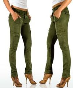 The color army green is a great color for fall and looks amazing and flattering on every skin tone. It is also reminiscent of nature such as trees, and since it is fall it's normally darker so it works well. We see this color not only in clothing items but in lingerie, accessories, shoes, etc. Nashelle G.
