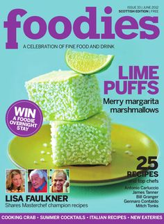 Foodies Magazine June 2012