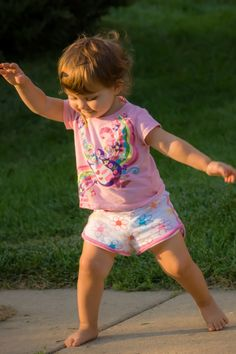 My first article on MindBodyGreen! What my toddler has taught me about life.