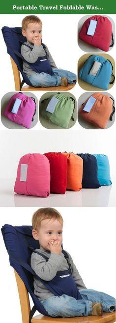 0e58efa61e5 Portable Travel Foldable Washable Baby Infants Dining High Chair Harness  Seat Drak Blue. Turn standard