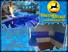 ¡Gran Promoción por Feria Titular en Honor a San Martín de Tours! Que estas esperando para realizar tu reservacion. Para mas información comunícate con nosotros al +50241067106 Estamos ubicados en el km 77 Xejuyu Finca Las Tres Marias, San Martín Jilotepeque, Chimaltenango. ¡Llama Ya! #GreenResort #PazenLaTormenta Green Resort, Spa, Swiming Pool, Waiting, Events