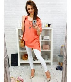blúzky - Kokain White Jeans, Pants, Fashion, Moda, Trousers, Women Pants, Fasion, Women's Pants, Trendy Fashion