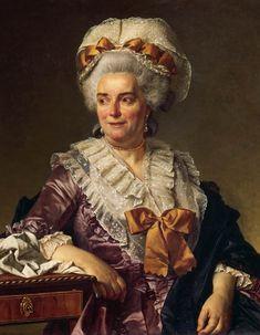 """Madame Charles-Pierre Pécoul, née Potain"", 1784, by Jacques-Louis David (French, 1748-1825)"