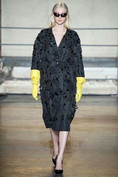 The Collections: Rochas Fall 2014 #pfw #fashion #fall2014