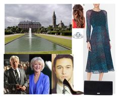 """""""Having lunch with Joseph and his parents at Eaton Hall and telling them about the wedding"""" by louiseofgermany ❤ liked on Polyvore featuring Salvatore Ferragamo, Christian Louboutin and Marquee Jewels"""