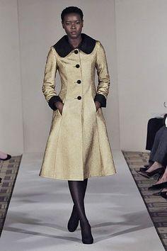 Barbara Tfank Fall 2008 Ready-to-Wear Fashion Show - Tenille
