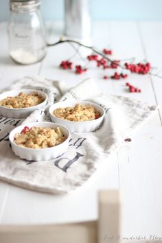 Autumn Delights ... Apple Crumble!by Feel Wunderbar Blog