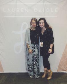Meeting Lauren Daigle