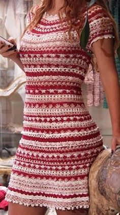 Häkelmuster Fundgrube: Kleid