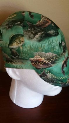 d00fe7f5d0f JBT Custom Welding Cap Chartreuse Fishing cap bass trout