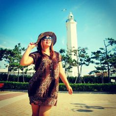 Light House at Pohang City! ~.~