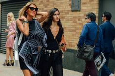 Say Ciao: Tommy Ton's in Milan #MFW #StreetStyle