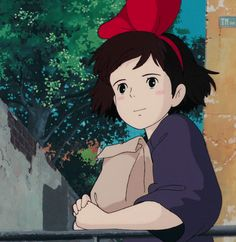 movies-and-things - Posts tagged hayao miyazaki Hayao Miyazaki, Kiki Delivery, Kiki's Delivery Service, Studio Ghibli Art, Studio Ghibli Movies, Anime Gifs, Anime Art, Personajes Studio Ghibli, Japanese Animated Movies
