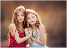 {Las Vegas Child Photographer} Zoe and Zelda