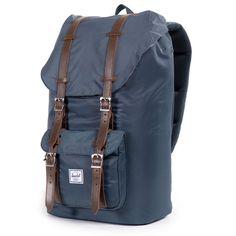 Herschel Supply Co.: Little America Backpack - Navy Nylon (10014-00588-OS)
