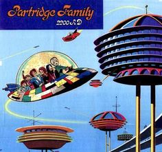 Disney Pins Fine-Art Museum (any other art-geeks out there ... |Partridge Family Bus Pattern