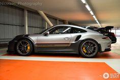 Porsche 991 GT3 RS Spotted with Unique Livery | automotive99.com
