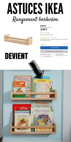 In this article, you'll discover 23 ways to customize some pro . - Ikea DIY - The best IKEA hacks all in one place Ikea Pinterest, Feng Shui Energy, Bekvam, Ikea Inspiration, Ikea Desk, Best Ikea, Ikea Hackers, Montessori Activities, Home