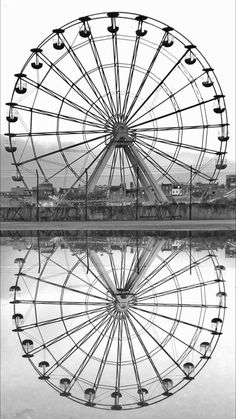 Ferris Wheels, Amusement Park Rides, Wonders Of The World, Fair Grounds, Wallpaper, Nature, Travel, Pencil Drawings, Ferris Wheel