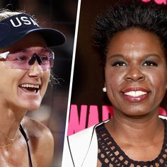 Leslie Jones and Kerri Walsh Jennings: Rio BFFs