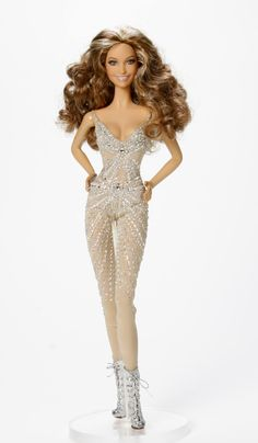 Giveaway Alert: Win a Signed Jennifer Lopez Barbie Collector's Doll!