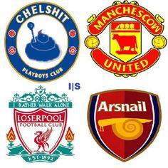 EPL Football Troll, Walking Alone, Playboy, Soccer, Trucks, Fun, Futbol, European Football, Truck