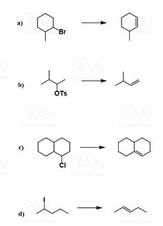 Pin on Elimination Reactions