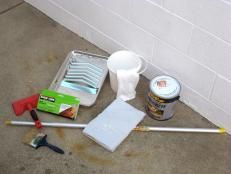 How to Stain Concrete: Adding Color to Cement Surfaces | Home Remodeling - Ideas for Basements, Home Theaters & More | HGTV
