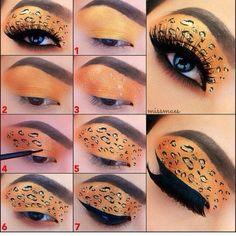 Artistic makeup           Repin via Rolita Fakih