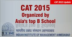"""CAT 2015 gets more glory this year. The registration process for CAT 2015 is proposed to open in the month of July/August 2015"""