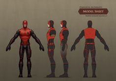 marvel character turnaround - Google Search
