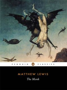 The Monk was one of the first of it's Gothic kind published in 1796 when Matthew Lewis was under 20 years old